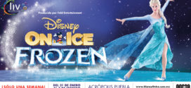 Disney on Ice: Frozen en Puebla Acrópolis