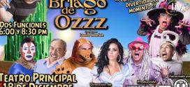 El briago de ozzz en Puebla 18 de diciembre Teatro Pricipal