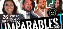 IMPARABLES en Puebla 26 de enero Auditorio Metropolitano