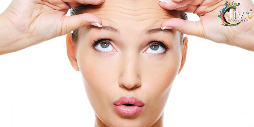 ¡Para verse más joven! Masaje para eliminar las arrugas del entrecejo