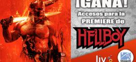 Gana accesos para la Premiere exclusiva de HELLBOY