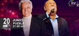 Alberto Vázquez & Leo Dan en Puebla 20 de junio Auditorio Metropolitano