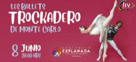 Ballet Trockadero de MonteCarlo en Puebla 8 de junio Auditorio Explanada Puebla