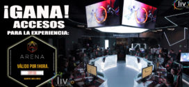 Gana accesos para Arena The Place to Play