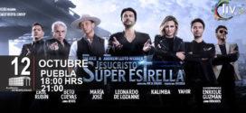 Obra Jesucristo Super Estrella en Puebla 12 de octubre Auditorio Metropolitano
