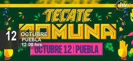 Festival Tecate Comuna Puebla 12 de Octubre