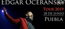 Edgar Oceransky en Puebla 28 de junio Sala-Forum