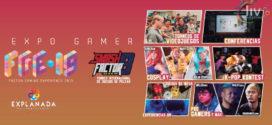 FACTOR GAMING EXPERIENCE 2019 26,27,28 Julio Explanada Puebla