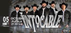 Intocable en Puebla 5 de octubre Auditorio Metropolitano