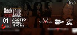 Rock Tour 2019 – Leyendas del Rock en Puebla 01 agosto CCU BUAP