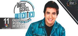 Dante Gebel en Puebla 11 de octubre Auditorio Explanada