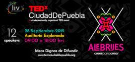 TEDx Ciudad de Puebla 28 de septiembre Auditorio Explanada