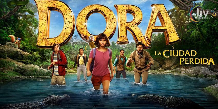 Dora y la ciudad perdida (2019)