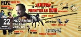 Jaripeo sin Fronteras 22 de noviembre Auditorio GNP Seguros