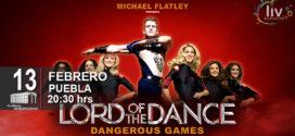 Lord of the Dance en Puebla 13 de FEBRERO 2020 Auditorio Metropolitano