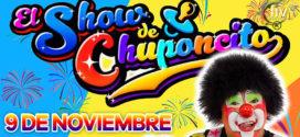 Chuponcito en Puebla noviembre 9 Auditorio de la Reforma