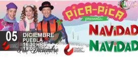 Pica Pica Navidad Navidad en Puebla 5 de diciembre CCU BUAP