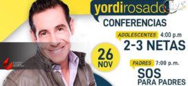 Jordi Rosado 2-3 Netas y SOS para Padres 26 de noviembre CCU BUAP