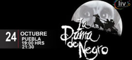 Obra La Dama de Negro 25 aniversario 24 de octubre Teatro Principal