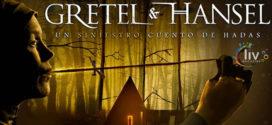 Película Gretel y Hansel (2020)