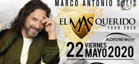 Marco Antonio Solís en Puebla 22 de mayo Auditorio GNP Seguros