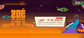 Zoe en Puebla 29 de agosto Auditorio GNP Seguros