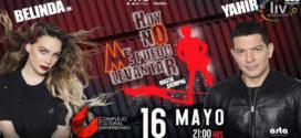 Hoy No Me Puedo Levantar en Puebla 16 de mayo CCU BUAP