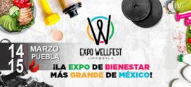 Expo Wellfest Puebla 14 & 15 de marzo CCU BUAP
