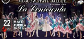Moscow State Ballet, La Cenicienta Puebla 22 de mayo CCU BUAP