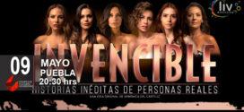 Obra Invencible en Puebla 09 de mayo CCU BUAP